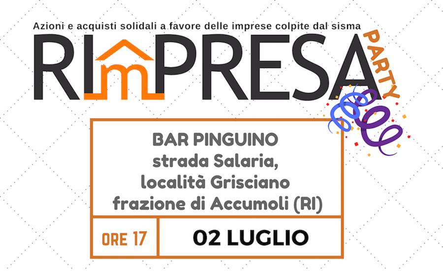 Rimpresa_Party_locandina