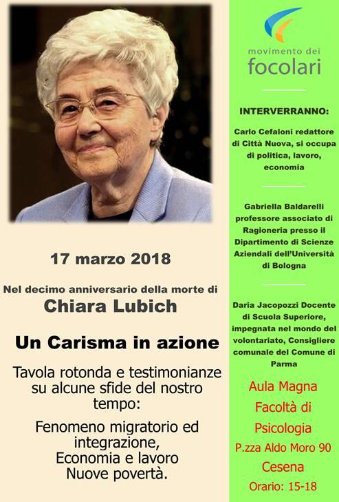 17.03.2018 Un Carisma in azione