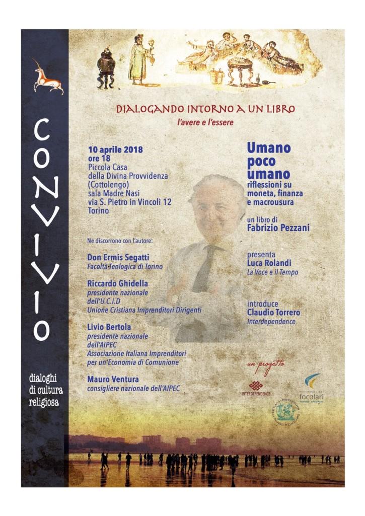 10:04:2018 Torino - Dialogando intorno a un libro
